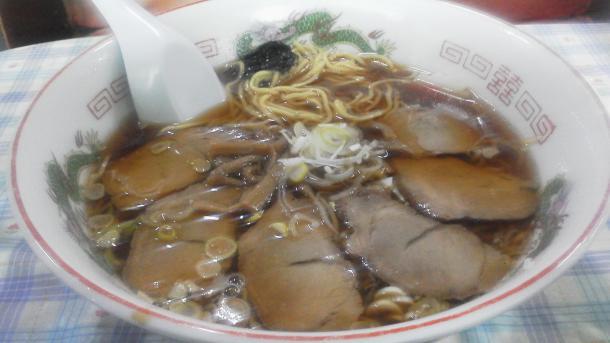 チャーシュウメン550円
