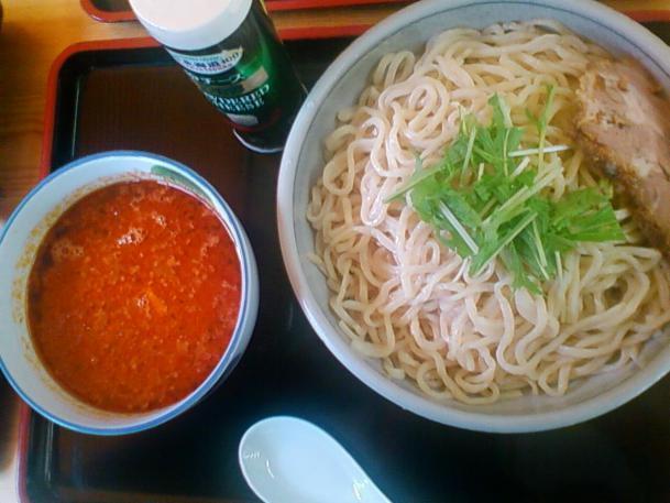 トマトつけ麺300g950円