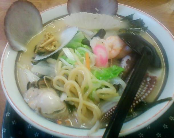 浜ちゃんぽん900円