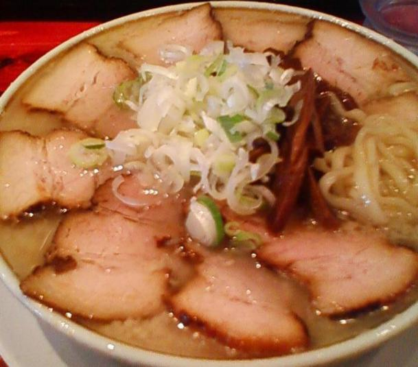 肉そば(コッテリ)950円