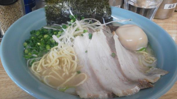 長浜特製ラーメン850円