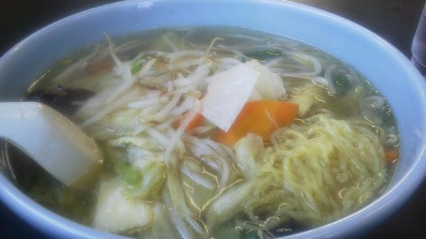 タン麺600円