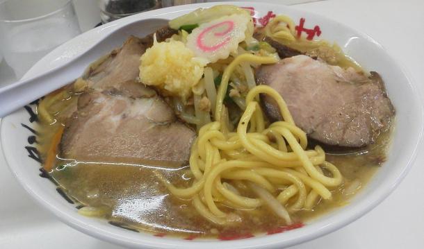 チャーシュータンメン880円+中盛0円