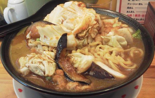 20120529 回鍋肉ラーメン850円