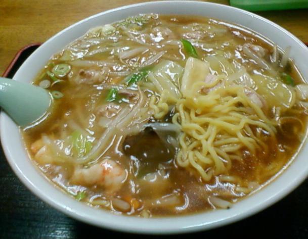 特製ラーメン800円