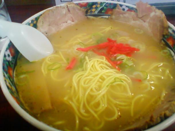 博多チャーシュー麺790円
