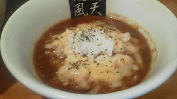 ツケソバ(300g)750円4
