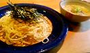 ラーメン のら②(つけ麺650円)