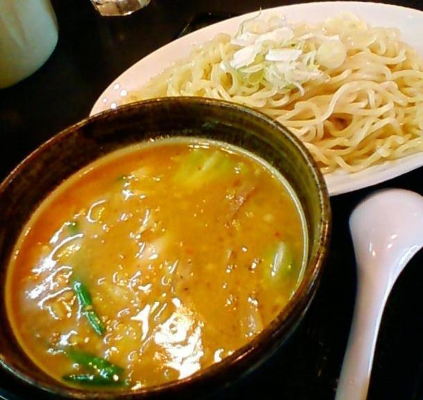 みそつけ麺720円