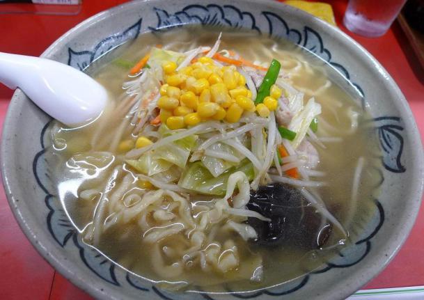 タンメン730円
