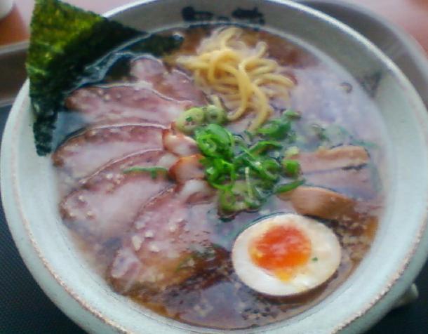 鶏がら醤油チャーシューメン820円