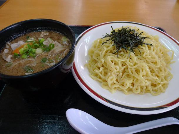 肉塩つけ麺580円