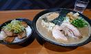 麺屋 正元(真空ラーメン+小チャーシュー丼セット900円)