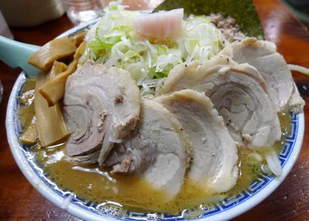 野菜チャーシューみそらーめん1150円