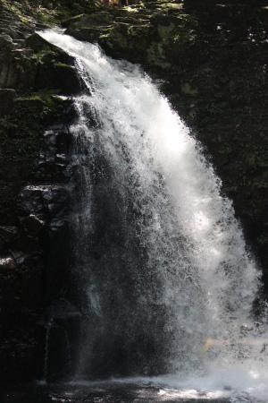 最初の五瀑のひとつ