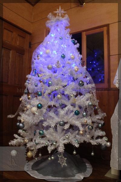 クリスマスツリー イルミ 20141209
