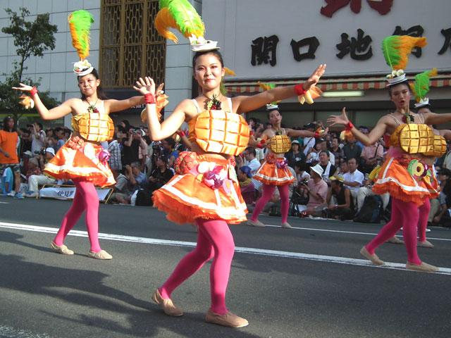 浅草サンバ2013 フロール・ヂ・松戸・セレージャ(1)