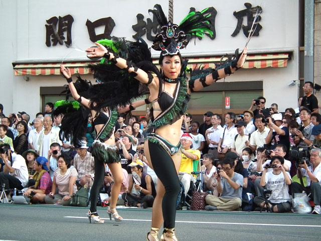 浅草サンバ2013 フロール・ヂ・松戸・セレージャ(3)