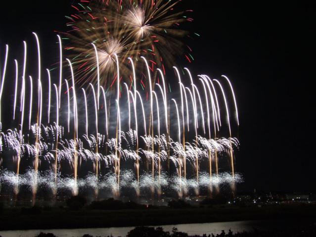2013世田谷区多摩川花火大会(9)
