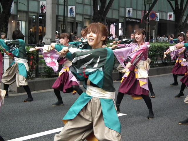 原宿スーパーよさこい2013(13)