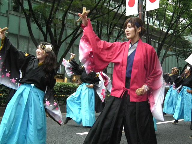 原宿スーパーよさこい2013(14)