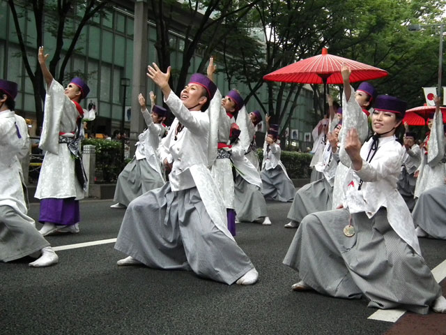 原宿スーパーよさこい2013(16)