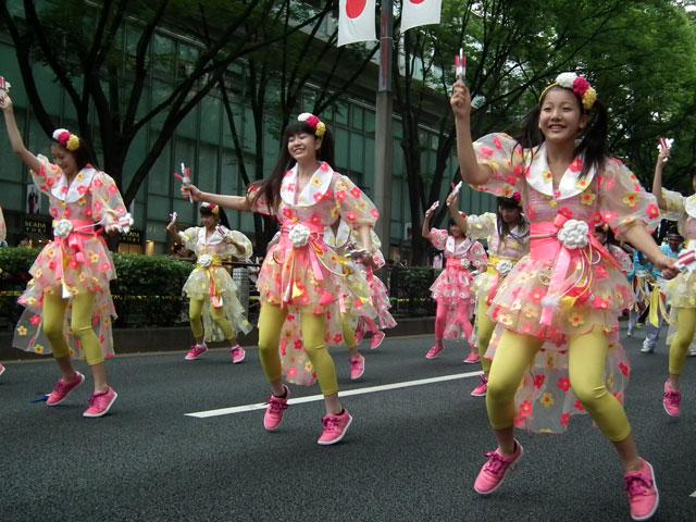 原宿スーパーよさこい2013(19)