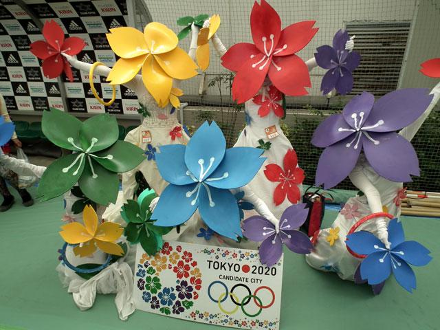 カワサキハロウィン2013 東京オリンピック