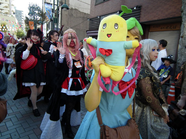 カワサキハロウィン2013 仮装パレード(2)