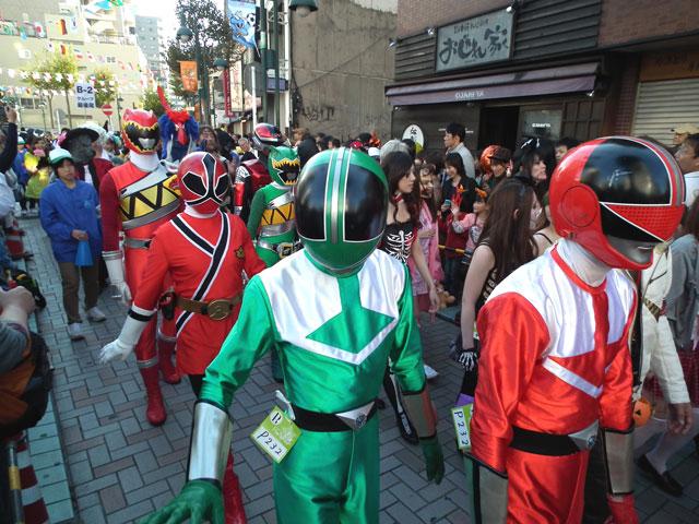 カワサキハロウィン2013 仮装パレード(3)