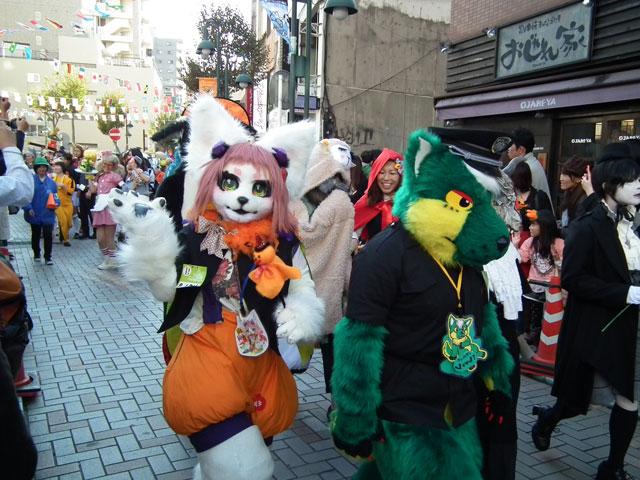 カワサキハロウィン2013 仮装パレード(4)