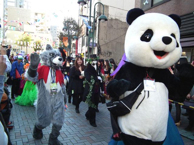 カワサキハロウィン2013 仮装パレード(5)