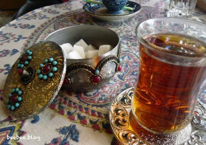 ペルシャ紅茶