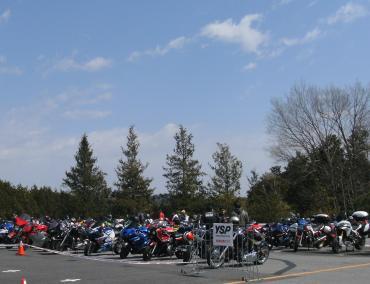 バイク駐車2