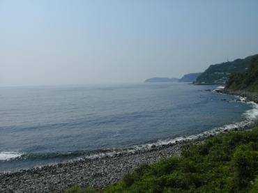 海が好きー