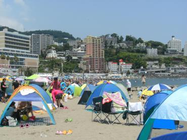 浜が好きー