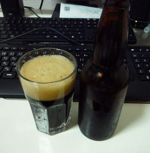 121014デヴニッシュ黒ビール5
