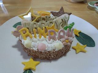 誕生日ケーキ-s