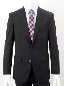 スーツ シャドーストライプ