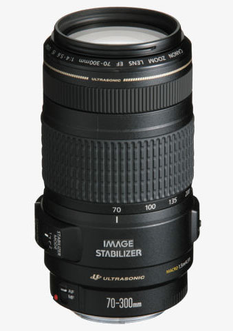 Canonレンズ70-300