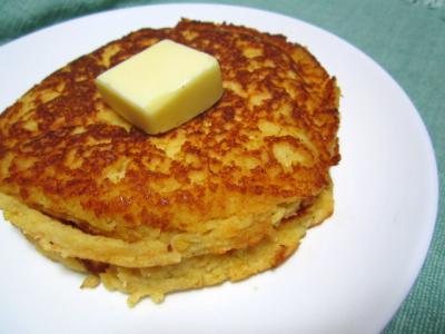 おからパンケーキ2012年10月3日