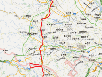 東京ルート