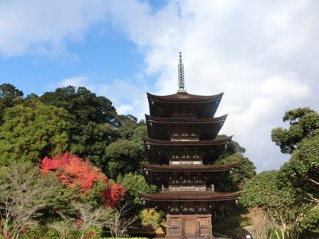 瑠璃光寺 (2)