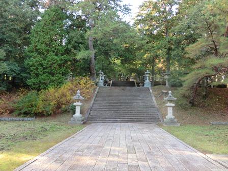 香山墓地 (2)