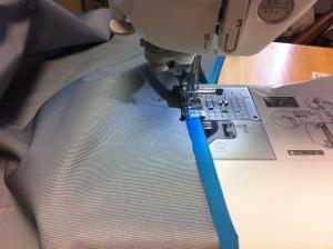 ひたすら縫う
