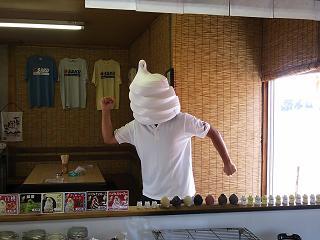 アイスクリームマン