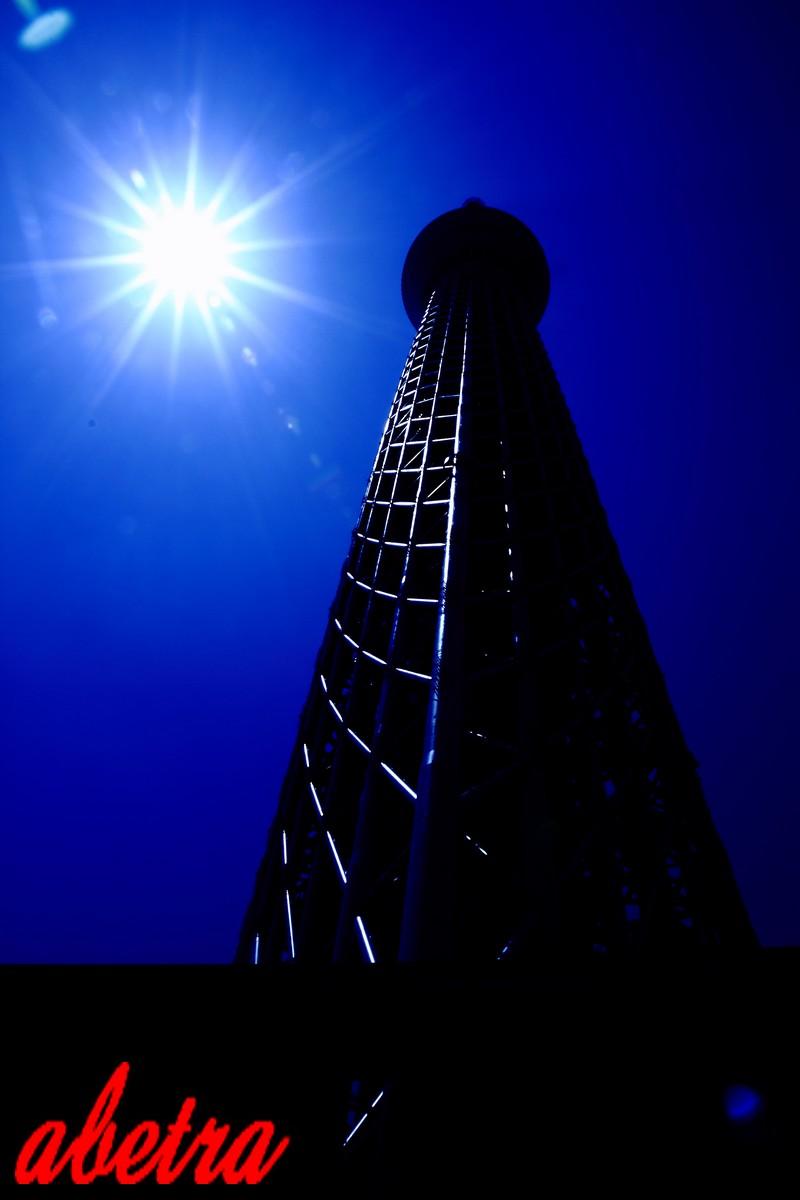 そびえる塔