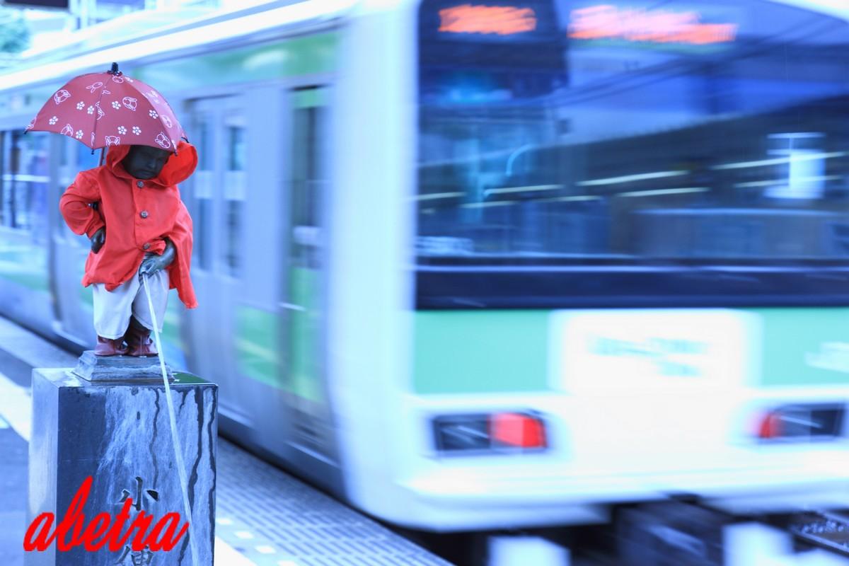 Yamanote Line ~Manneken Pis 15~