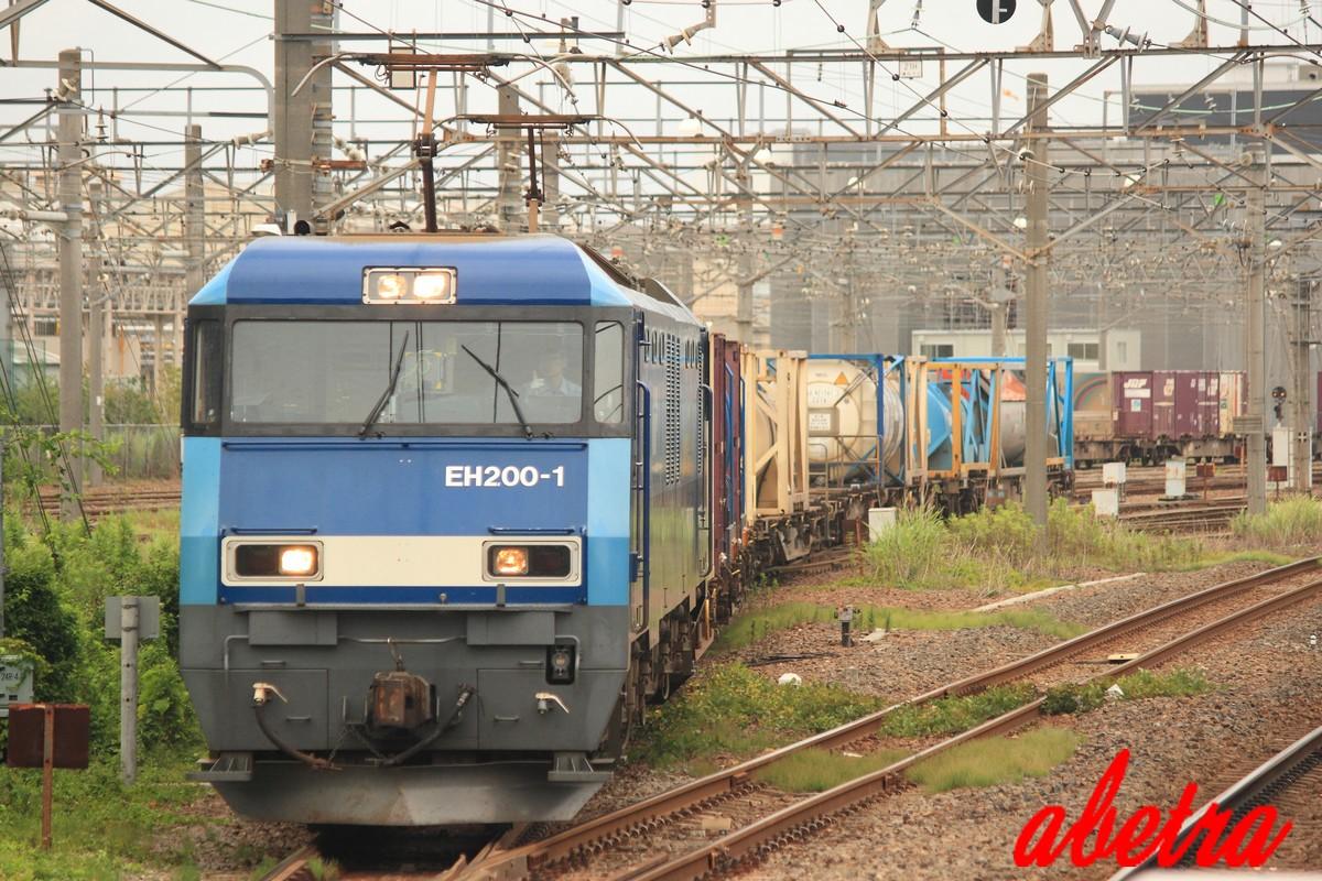 JR貨物 EH200形