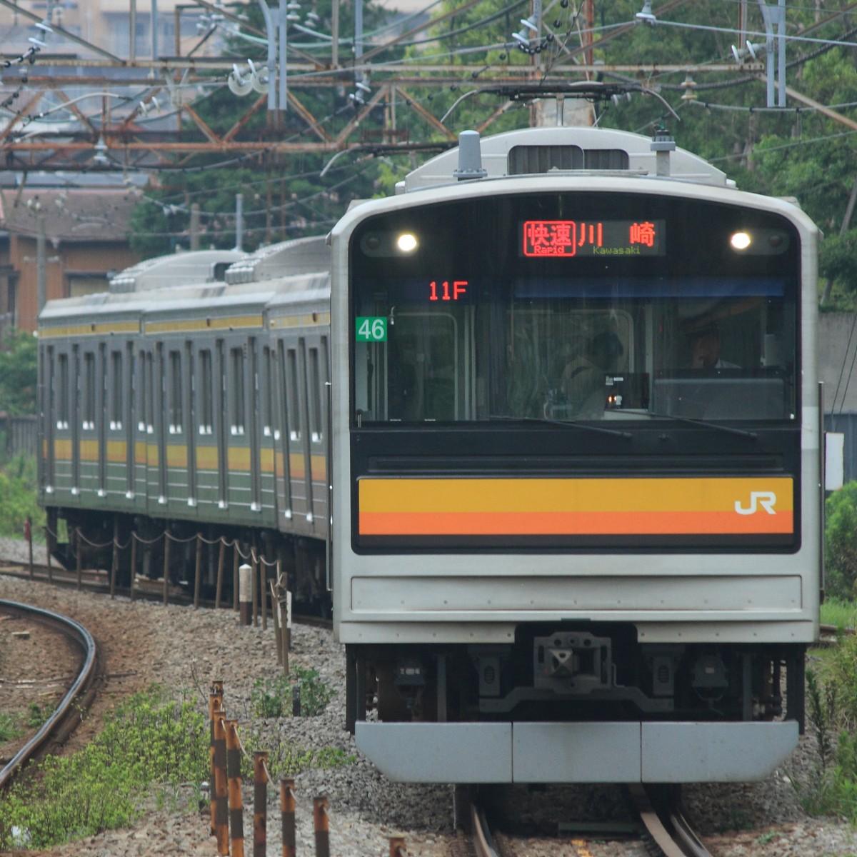JR東日本 205系1200番台